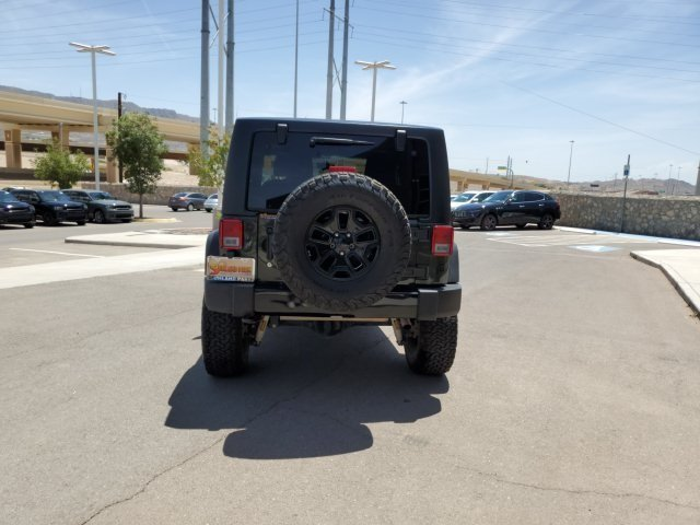 Pre-Owned 2015 Jeep Wrangler Willys Wheeler