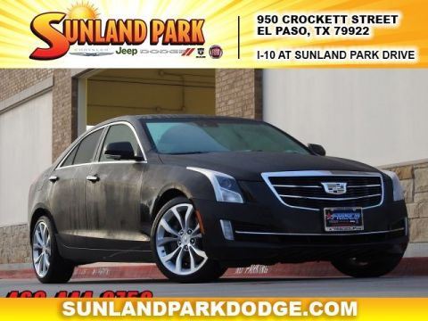 Pre-Owned 2015 Cadillac ATS Sedan Premium AWD