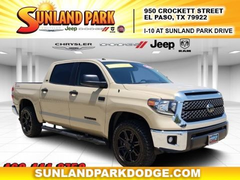 Pre-Owned 2019 Toyota Tundra 2WD SR5